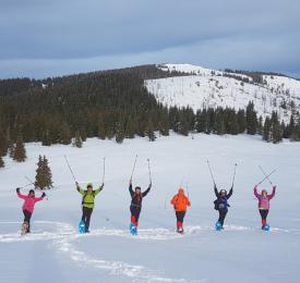 Баташки Снежник- родопски простори и приказни гледки