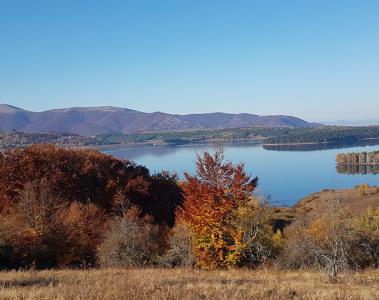 Връх Бесна кобила и Власинското езеро