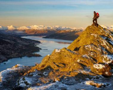 Планините на Британия и неустоимата Шотландия