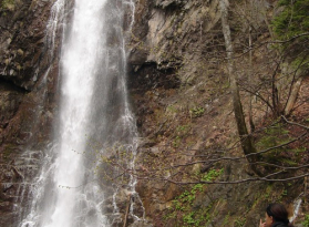 Джуфарски водопад, Сувчарското пръскало и водопад Пеперудата