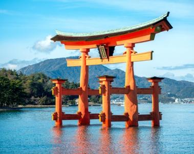 Япония-култура и планини