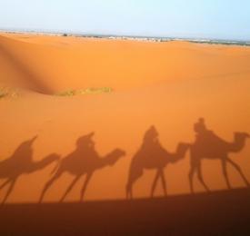 Мароко – Атласките Планини и  пустинята Сахара