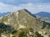 Върховете Погледец и Рилец със Смрадливото езеро