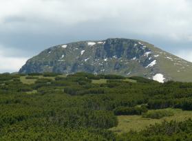 Рила- от връх Ибър до Равни връх