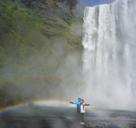 Водопадите на Исландия